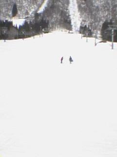 3月25日 スキー場