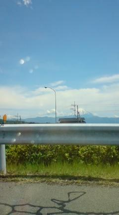 見えるかな富士山