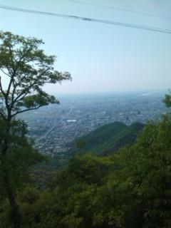 久しぶりの金華山